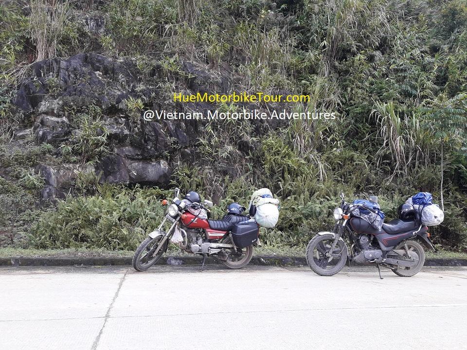 Hoi an to Phong Nha motorbike tour