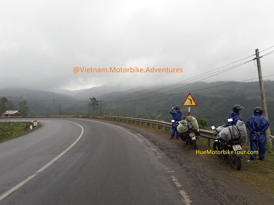 Hoi an to phong Nha motorcycle tour