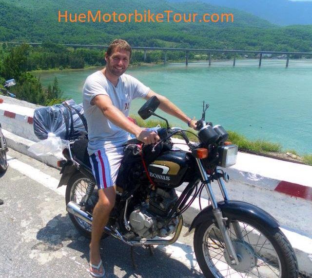 motorbike tour da nang to hue hoi an