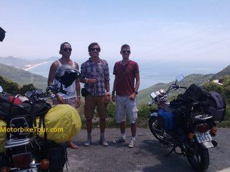 Motorbike Hue to Hoi An on Hai Van Pass