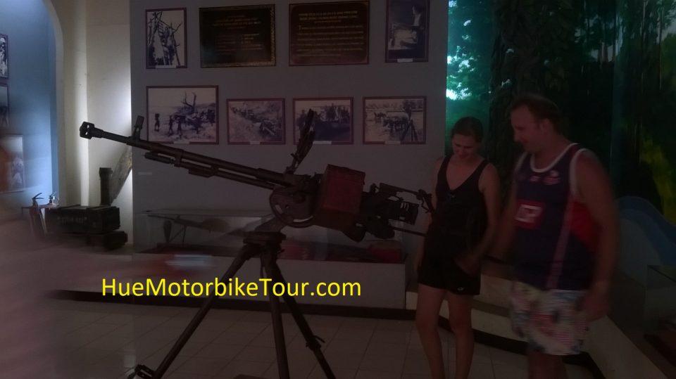DMZ Motorbike tour from Hue