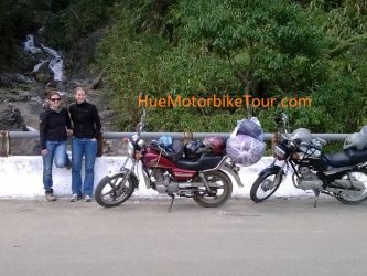 Motorcycle Hue to Hoi An