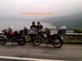 Hue to Da Nang by motorbike