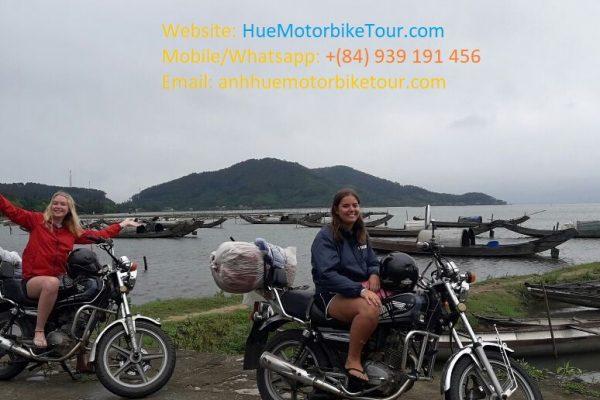 Rent scooter in Hanoi