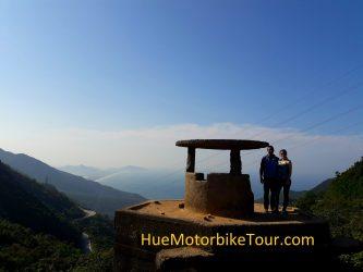 Hai Van Pass motorbike tour