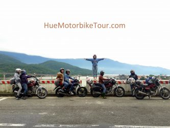 Hoi An to Hai Van Pass motorbike tour