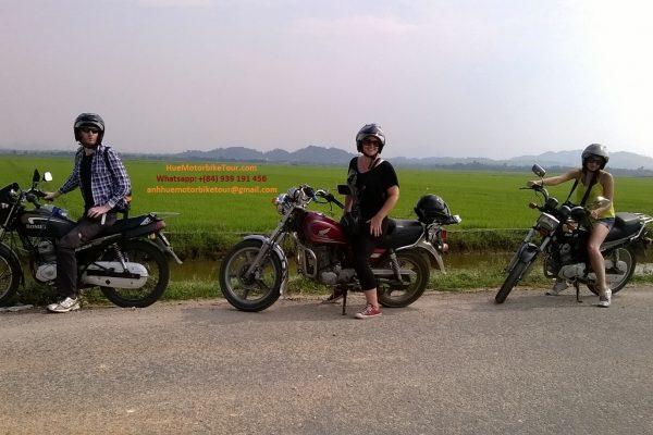 Vietnam motorbike rental Da nang