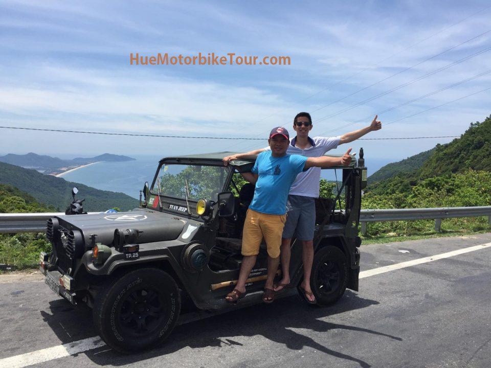 Jeep tour Vietnam offroad