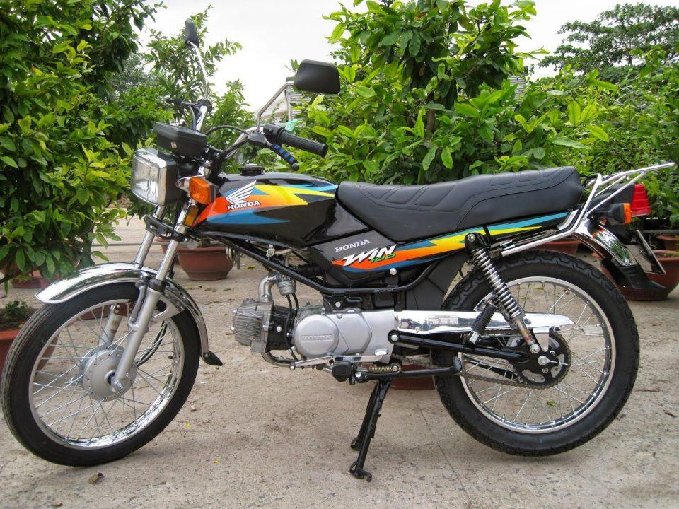 buy honda win vietnam motorbike